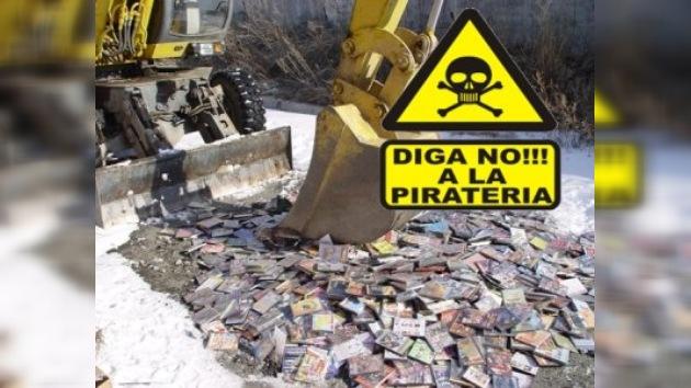 Comercio de productos piratas se aumenta a miles de millones de dólares en el mundo