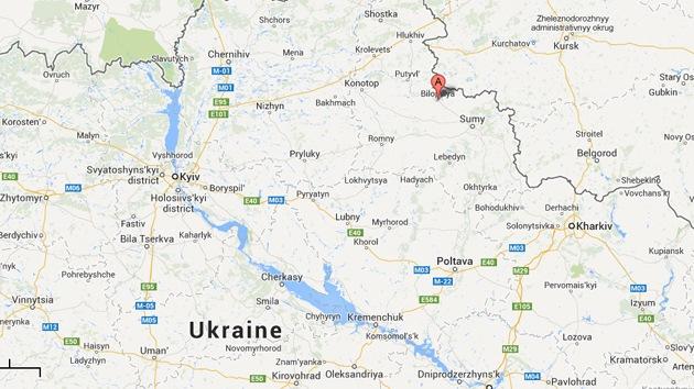 Un choque entre un tren y un autobús deja al menos 13 muertos en Ucrania