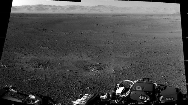 Publicada la primera fotografía de Marte en HD
