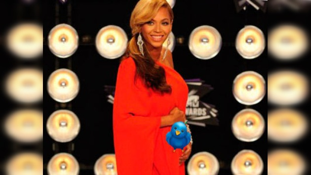 El bebé nonato de Beyoncé ya tiene Twitter