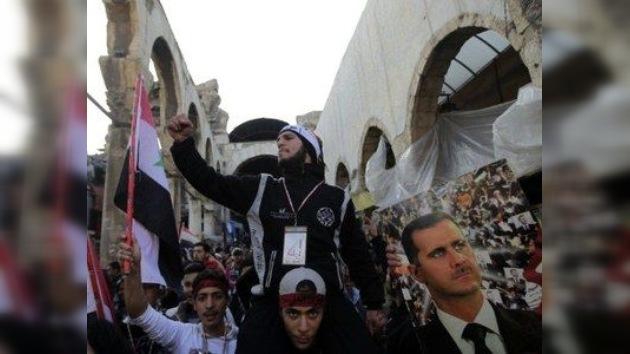 Moscú no apoya ninguna intervención extranjera en Siria