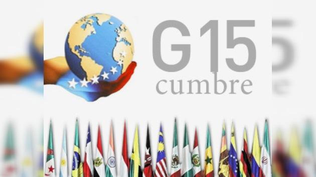 Teherán acoge la reunión de ministros de Exteriores del G-15
