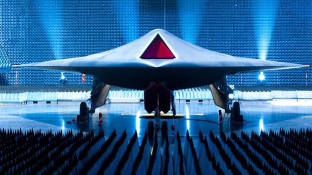 El Reino Unido anuncia el primer vuelo de su caza supersónico no tripulado Taranis
