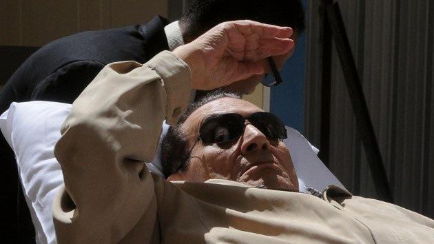 La justicia de Egipto ordena un nuevo juicio a Mubarak