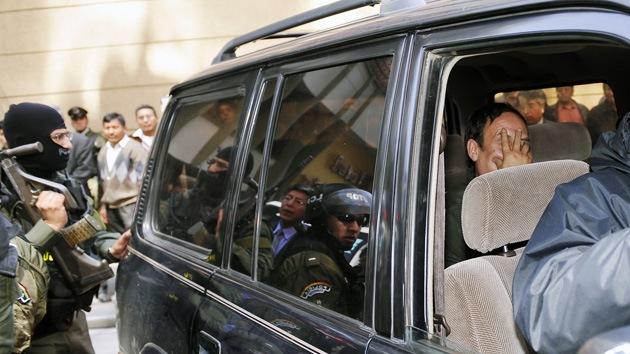 """EE.UU. """"respalda a grupos separatistas en Bolivia"""""""