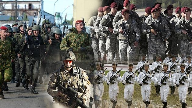Infografía: la lista de los 35 Ejércitos más potentes del mundo