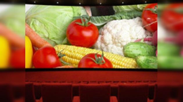 Ejecutivo de Sony Pictures aboga por comida sana en los cines