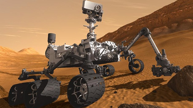 Los 'hackers' apuntan más alto: ¿van ahora a por el ingenio explorador marciano Curiosity?
