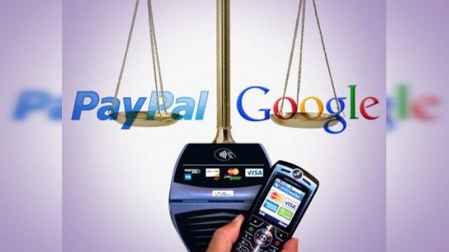 PayPal demanda a Google por robarle secretos comerciales