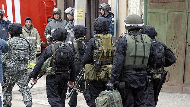 Matan en un operativo al organizador de un atentado en el sur de Rusia