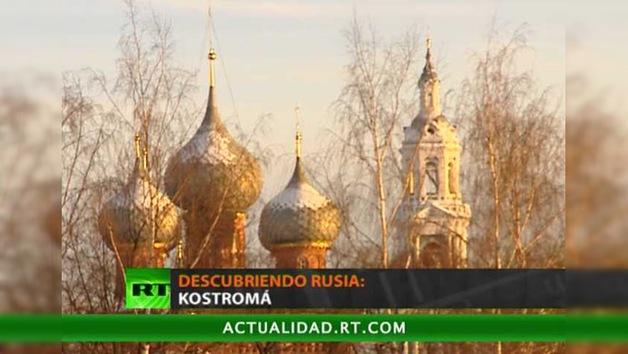 Descubriendo Rusia : Kostromá