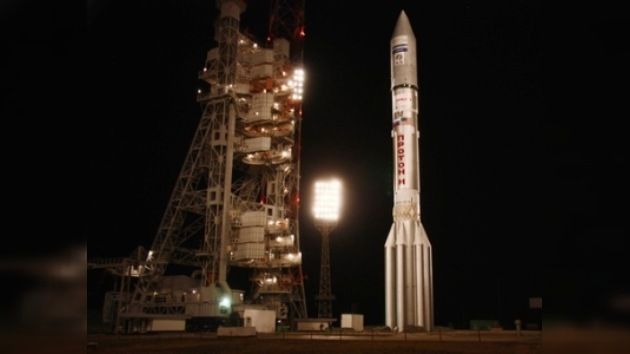 El cohete ruso Proton M pone en órbita a un satélite estadounidense