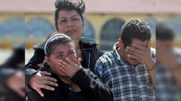 Secuestran al menos a 50 emigrantes centroamericanos en un tren en México