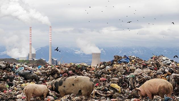 China construirá las torres más altas del mundo que salvarán el planeta de la polución