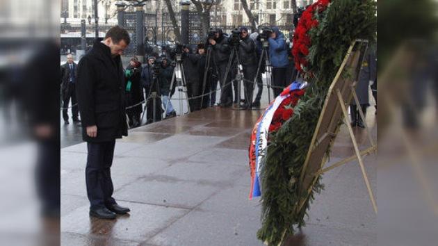 Rusia ha celebrado el Día del Defensor de la Patria