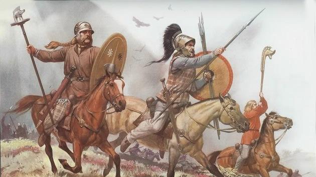 Hallazgo excepcional: Los franceses desentierran sus antepasados galos