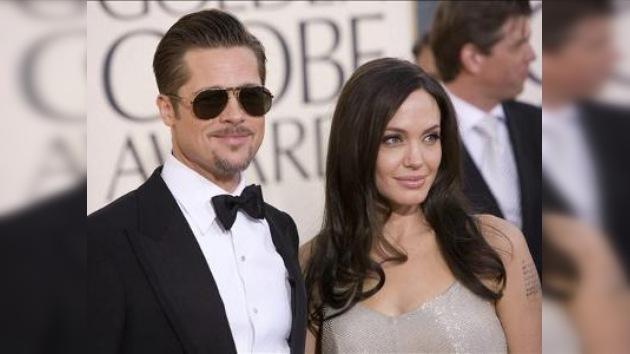 Brad Pitt y Angelina Jolie, las estrellas generosas de Hollywood