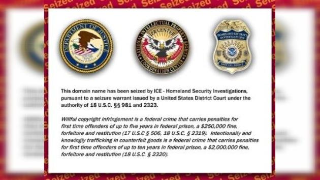 EE. UU. desata una ofensiva contra la piratería en Internet