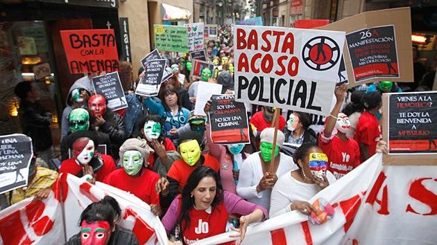 Asesinar a una prostituta no es violencia machista en España