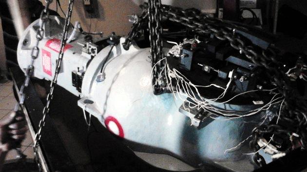 México halla el material radiactivo de camión robado y dice que no hay riesgo para la zona