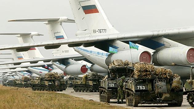 Video: Rusia lleva a cabo sus mayores ejercicios militares desde la época soviética