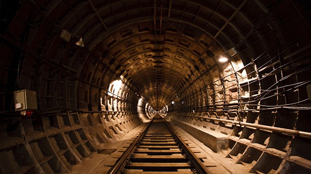 Un metro solo para misiles: EE.UU. planea trenes subterráneos para su arsenal atómico