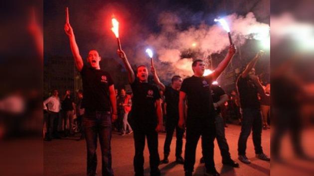 Los neonazis llegan por primera vez al Parlamento tras las elecciones en Grecia
