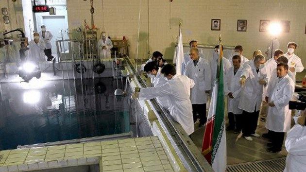 Hallan uranio iraní 'demasiado' enriquecido