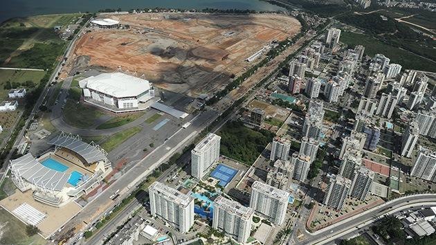 El Comité Olímpico: Río 2016 está en riesgo por atrasos y problemas de financiamiento