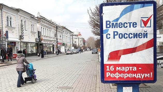 Eurodiputado: El referéndum en Crimea es absolutamente legal