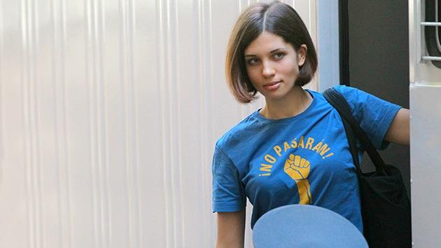 'Playboy' de Ucrania quiere desnudar a una Pussy Riot