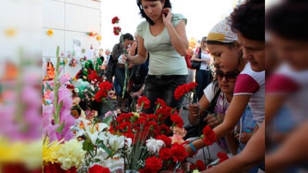 En Rusia recuerdan a las 122 víctimas mortales del naufragio en el Volga