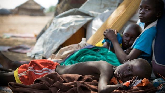 ONU: Sudán del Sur puede enfrentarse a la peor hambruna mundial dentro de dos meses