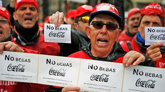 'No bebas Coca Cola': ¿la multinacional quiere ocultar el resultado del boicot?