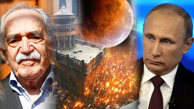 Balance semanal: 'Línea directa' con Putin, acuerdo en Ginebra sobre Ucrania y muerte de García Márquez
