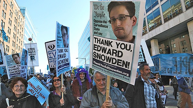 Excongresista lanza una petición para que Snowden vuelva a EE.UU. sin ser perseguido