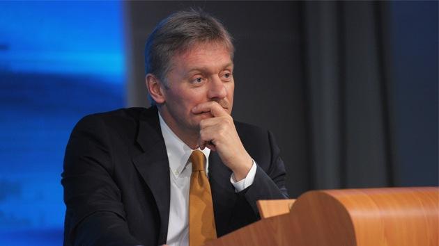 """Portavoz del Kremlin: """"Rusia tomará medidas de protección si Ucrania se une a la OTAN"""""""