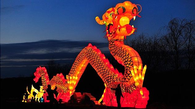 ¡Feliz Año 4712! Asia celebra el Año Nuevo Lunar