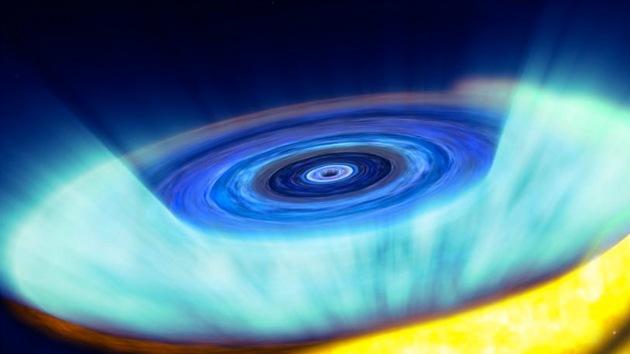 Video: Encontrado un nuevo agujero negro en nuestra galaxia