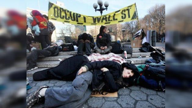 OWS anuncia nuevas movilizaciones en EE. UU. hasta 'conseguir una verdadera democracia'
