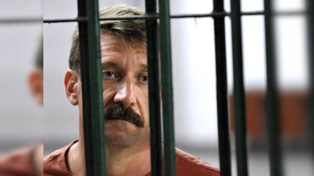 EE. UU.: fiscales piden cadena perpetua para el empresario ruso Víktor Bout