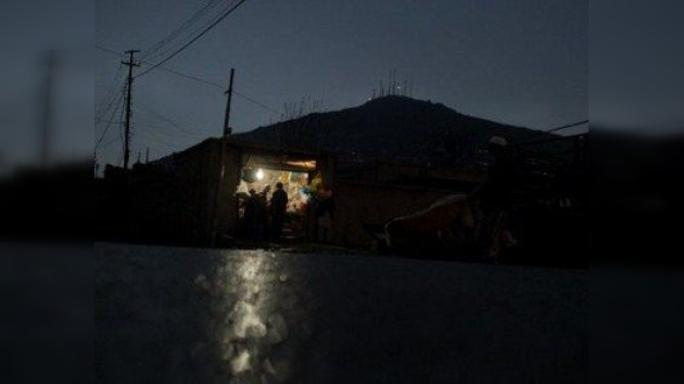 Fuerzas afganas serán las encargadas de las inspecciones nocturnas en el país