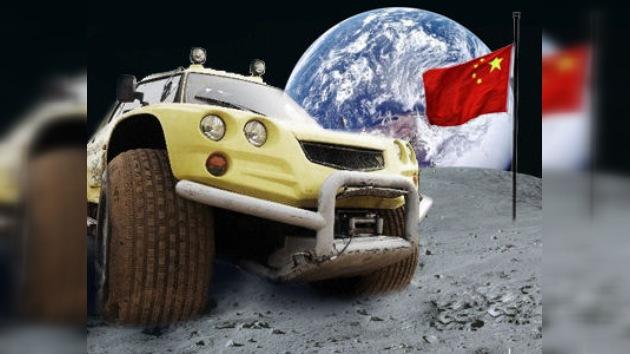 Un todoterreno chino llegará a la Luna en 5 años