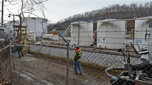 Se declara en quiebra la compañía culpable del derrame químico en Virginia Occidental