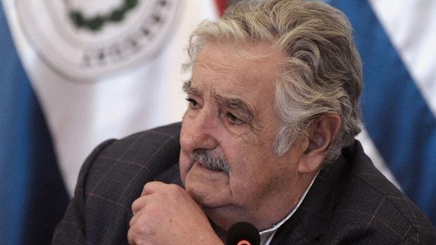 """Mujica: """"No aceptaría el Nobel de la Paz porque el mundo es una locura"""""""
