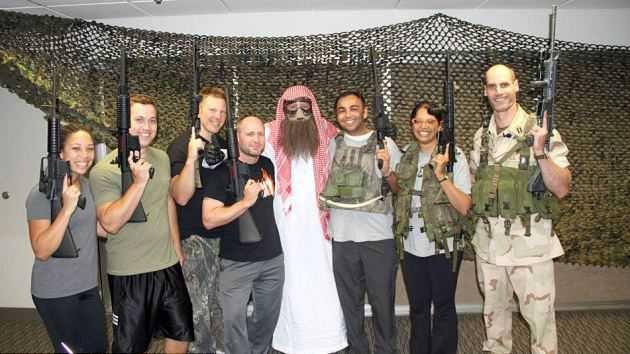 Un ex militar estadounidense hace fortuna con la muerte de Bin Laden