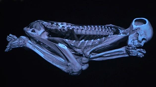 El Museo Británico 'desenvuelve' los secretos de las momias antiguas