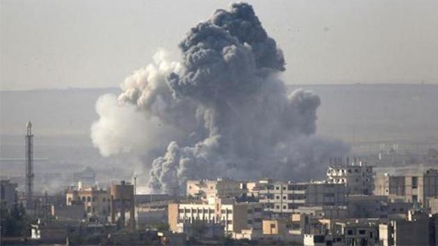 Turquía bombardea a los kurdos en lugar del Estado Islámico