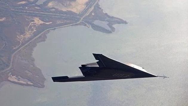 El nuevo 'drone' furtivo de EE.UU. es capaz de permanecer 24 horas en el aire