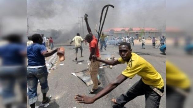 Enfrentamientos tras las elecciones en Nigeria dejan al menos diez muertos